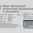 Real Selenium Interview Questions & Answers