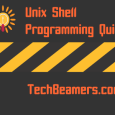 Unix Shell Scripting Quiz for Beginners