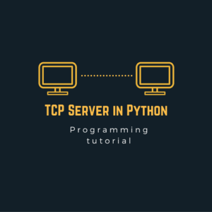 Implement a TCP Server and Client Using Socket Class in Python