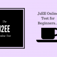 J2EE Online Test for Beginners