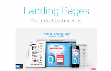 Choose the best landing page builder