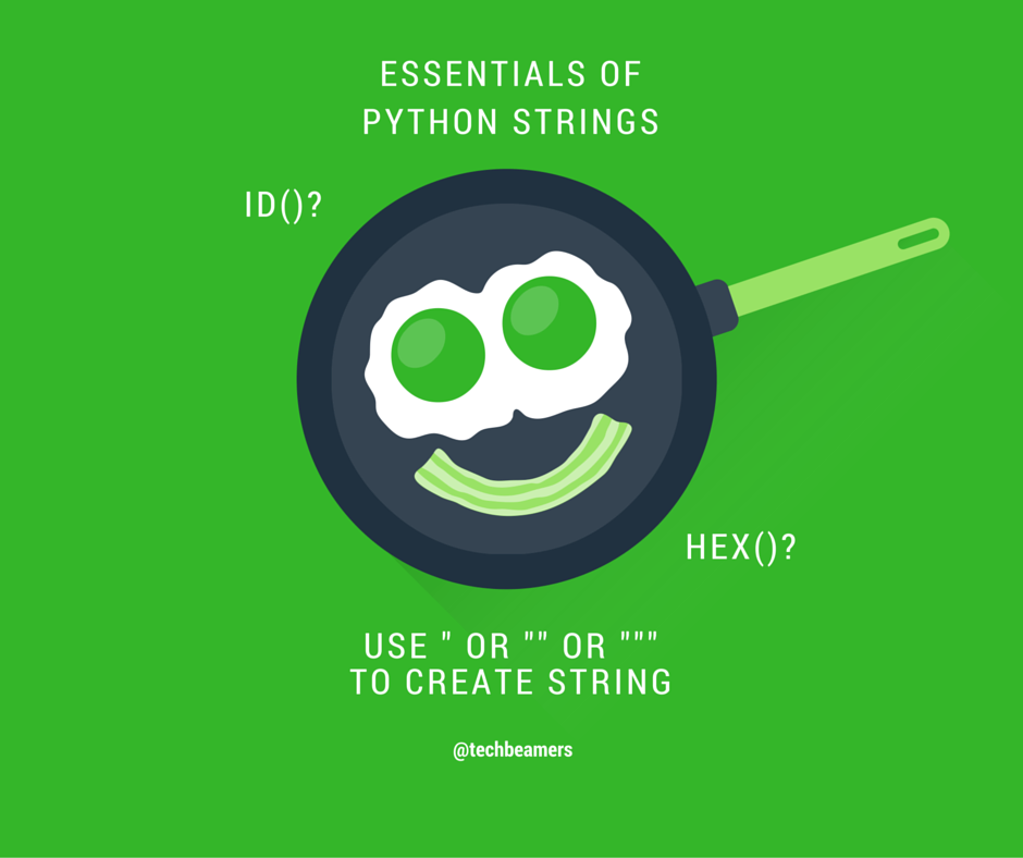 string function in python