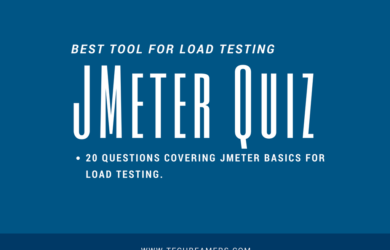JMeter Online Quiz for Beginners