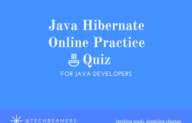 java hibernate interview questions Archives Page 1 - By