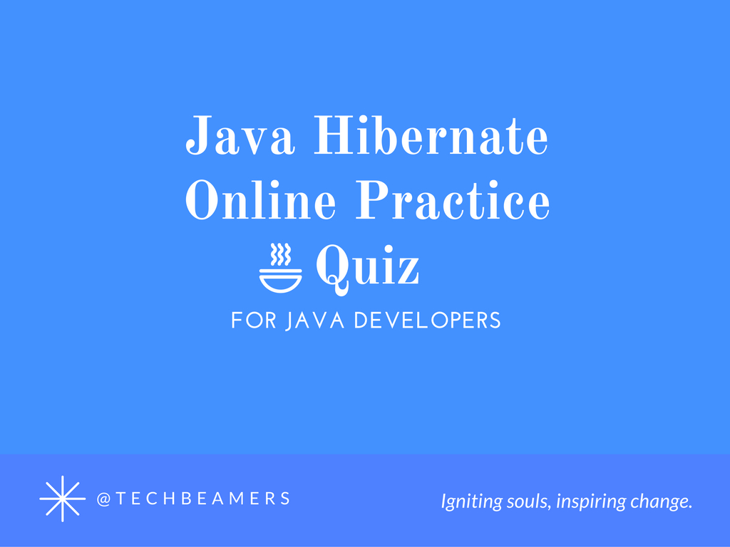 Advanced java quiz questions answers archives best programming java hibernate online practice quiz for java developers baditri Images