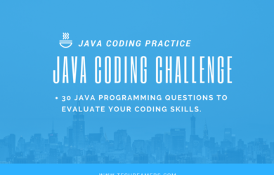 Java Coding Questions to Assess Programming Skills