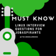 Must Know Linux Interview Questions for Job Aspirants