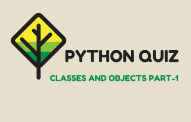 Online Python Quiz for Beginners - Python Classes and Objects