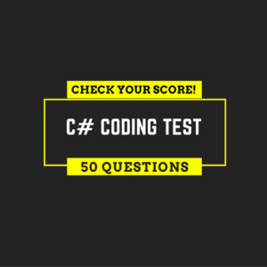 50 C# Coding Interview Questions for Developers
