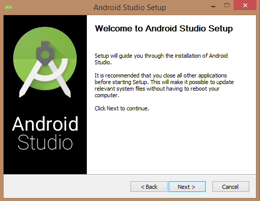 Android Development Studio Tutorial - Install and Setup