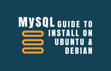 How to Install MySQL on Ubuntu 16.04 and Debian OS