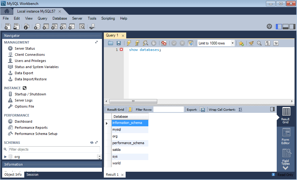 How to Install MySQL on Windows 7 and Things to Do Next