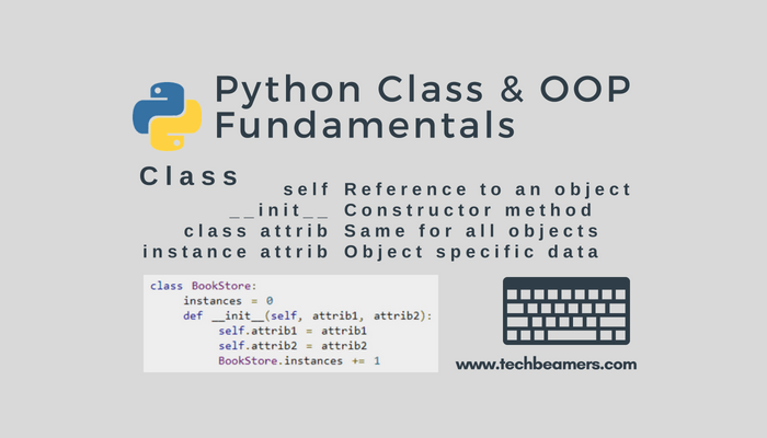 Python Class & OOP Fundamentals  - Python Class OOP Fundamentals - Python Class and Object-Oriented Concepts Explained with Examples