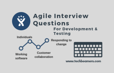 Agile Interview Questions and Answers - Must Read