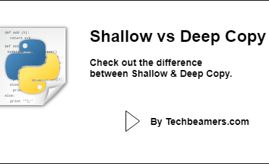 Shallow Copy vs. Deep Copy in Python