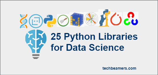 Top Python Libraries for Data Scientists and Researchers